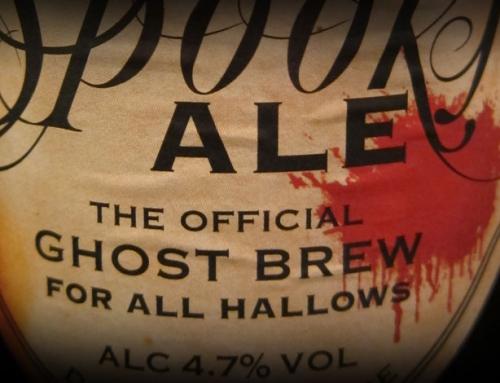 Sanna spöken skola dricka riktig spököl