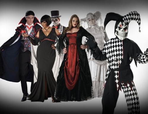 Utklädnings-, och maskeradkläder