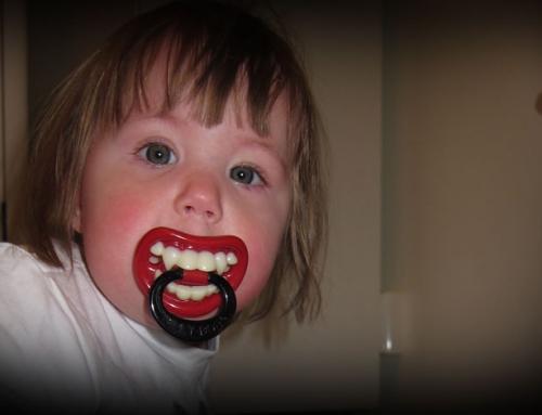 Vampyrbarn